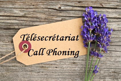 télésecrétariat call phoning